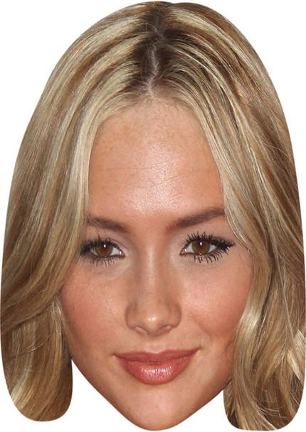 Natalie Alyn Lind Celebrity Face Mask