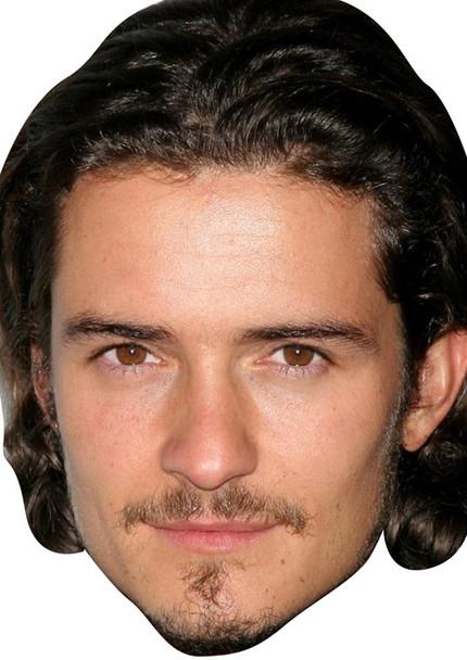 Pirates Orlando 2018 Celebrity Face Mask