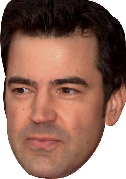 Ronlivingston 2018 Celebrity Face Mask
