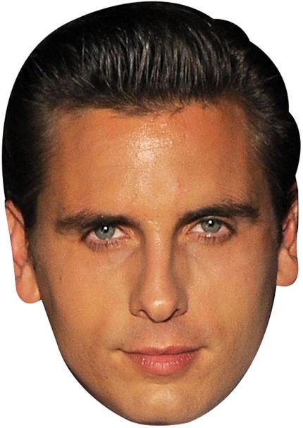 Scott Disick Celebrity Face Mask