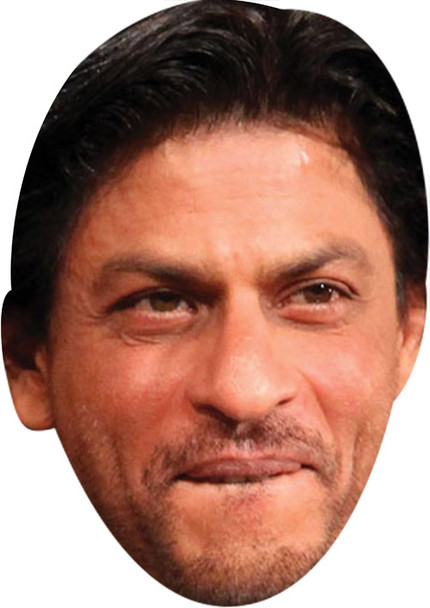 Shah Rukh Khan MH 2018 Celebrity Face Mask