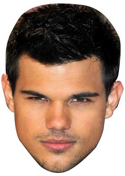 Taylor Lautner Celebrity Face Mask
