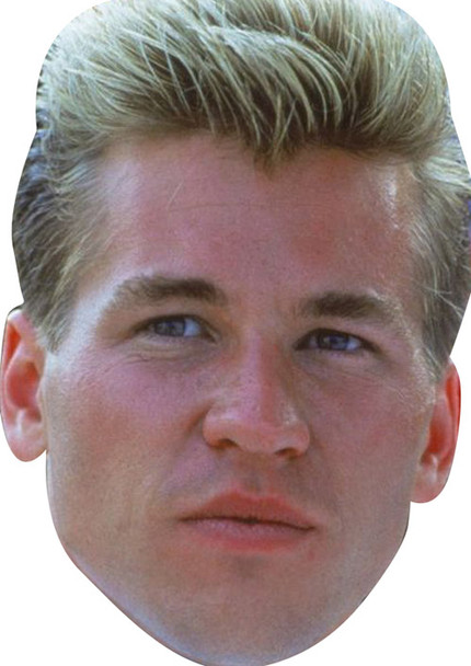 Val Kilmer Young Celebrity Face Mask