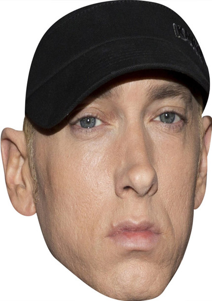 Eminem MH 2018 Music Celebrity Face Mask