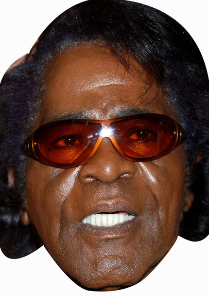 James Brown (1) Music Celebrity Face Mask