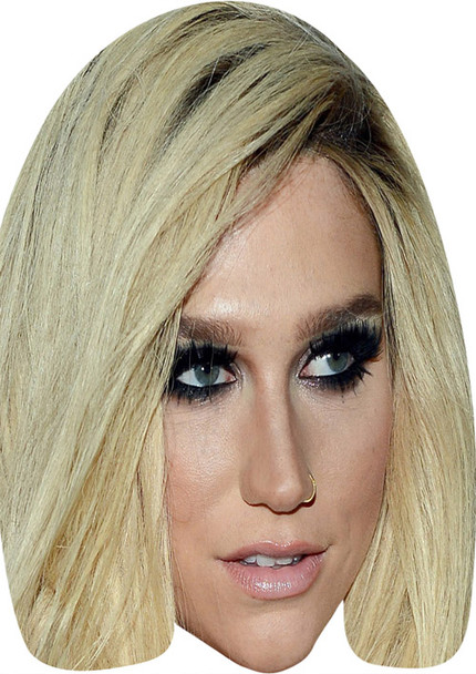 Kesha Sebert MH (3) 2018 Music Celebrity Face Mask