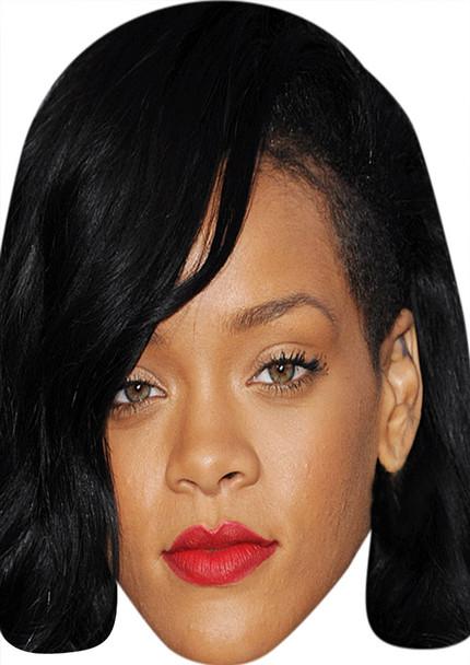 Rihanna MH 2018 Music Celebrity Face Mask