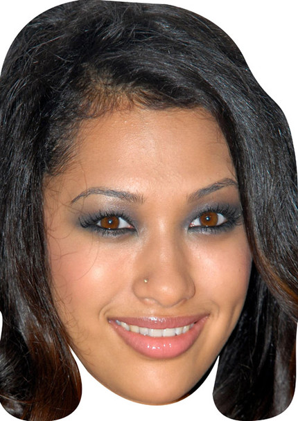 Vanessa White 2018 Music Celebrity Face Mask