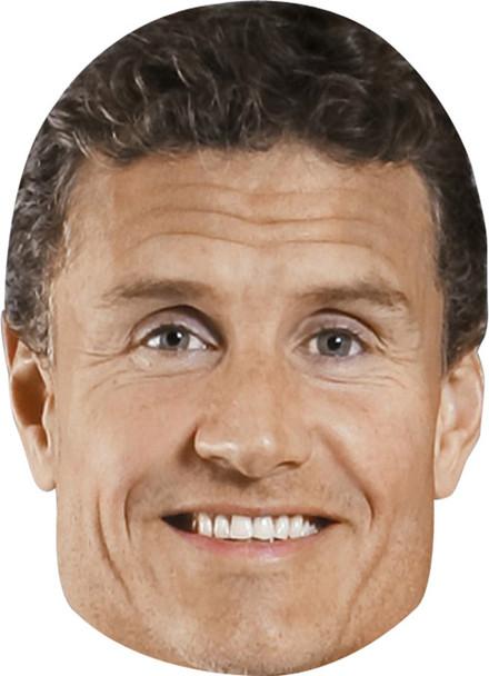 David Coulthard Sports Celebrity Face Mask