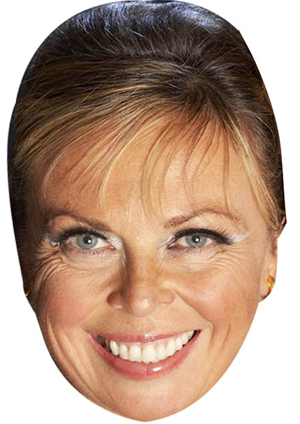 Jane Torville 2018 Sports Celebrity Face Mask