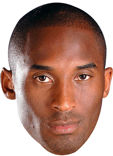 Kobe Bryant Sports Celebrity Face Mask