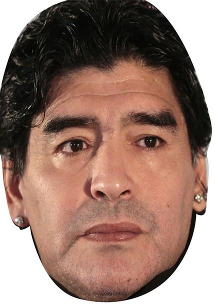 Maradonna Now Sports Celebrity Face Mask