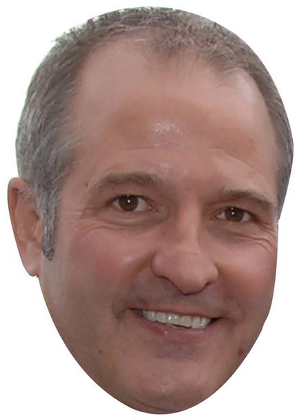 Steve Bull Footballer 2018 Sports Celebrity Face Mask