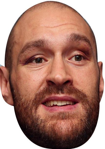 Tyson Fury 2018 Sports Celebrity Face Mask