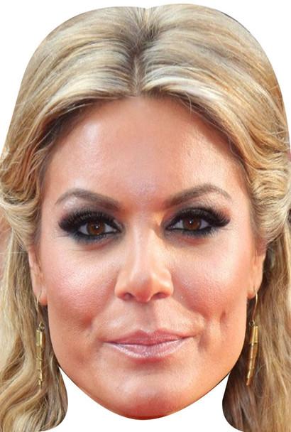 Charlotte Jackson Tv Celebrity Face Mask