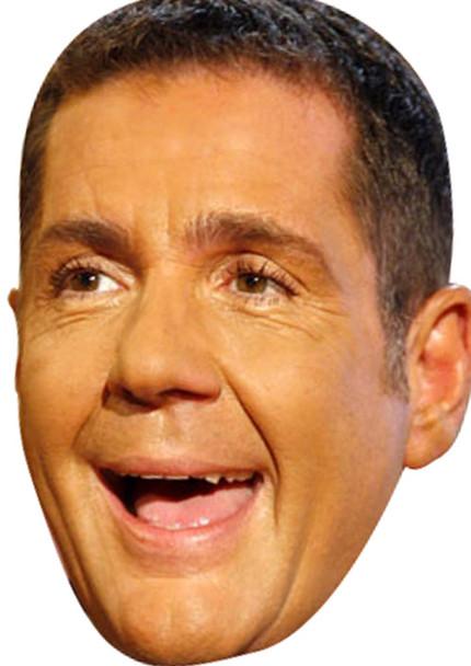 Dale Winton Tv Celebrity Face Mask