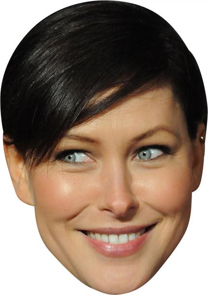 Emma Willis MH 2018 Tv Celebrity Face Mask