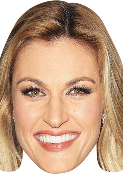 Erin Andrews MH 2018 Tv Celebrity Face Mask