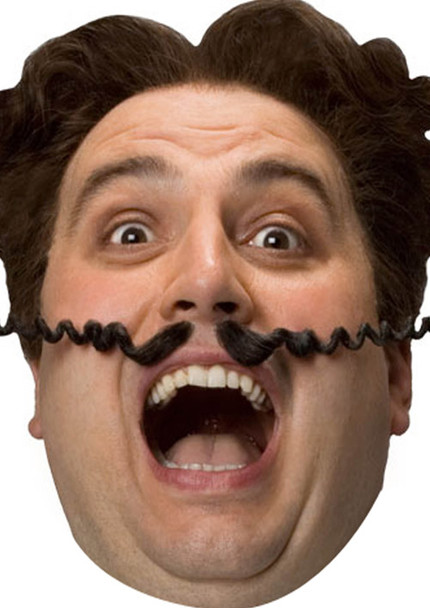 Go Compare Tv Celebrity Face Mask