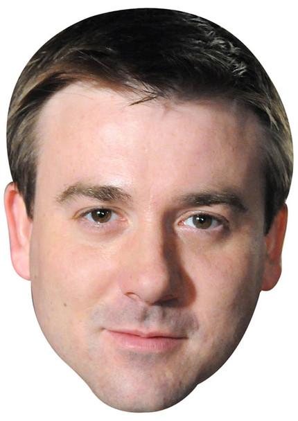 Graeme Hawley Aka John Stape Tv Celebrity Face Mask