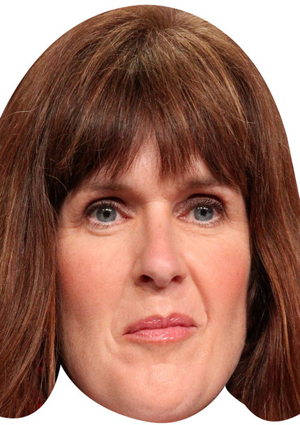 Janice Benidorm Siobhan Finneran Tv Celebrity Face Mask