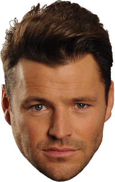 Mark Wright 2018 Tv Celebrity Face Mask