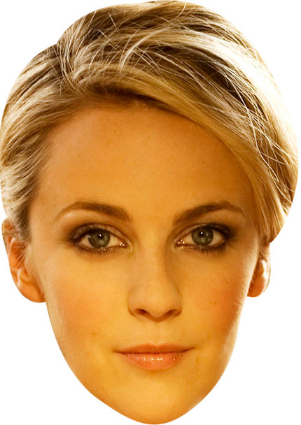 Miranda Raison Tv Celebrity Face Mask