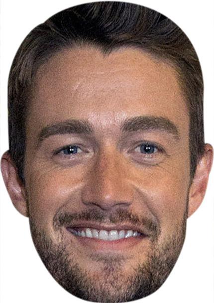 Robert Buckley MH 2018 Tv Celebrity Face Mask