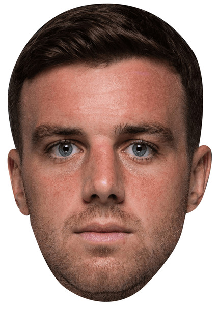 George Ford England Rugby Celebrity Face Mask