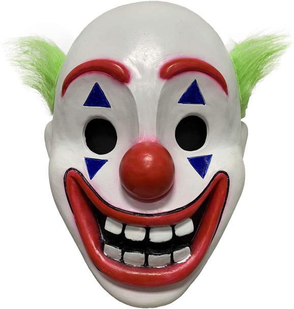 Joker clown Party Face Fancy Dress - actor movie celebrity Party Face Fancy Dress