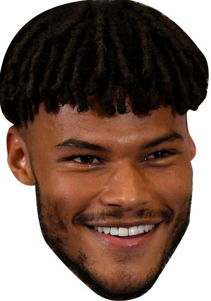 TYRONE MINGS Euro 2021 Football Party Face Mask