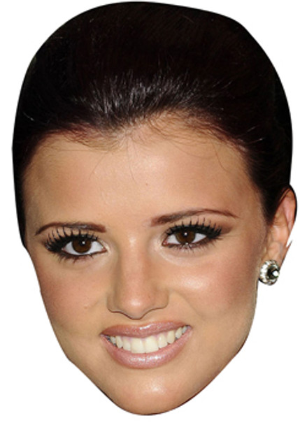 Lucky Mecklenburgh Towie Face Mask