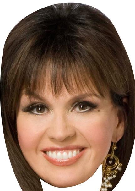 Celebrity Mask Card Face and Fancy Dress Mask Donny Osmond Smile