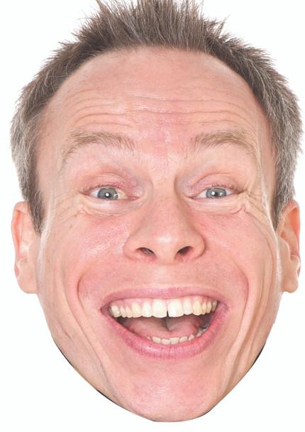 Warwick Davis Face Mask
