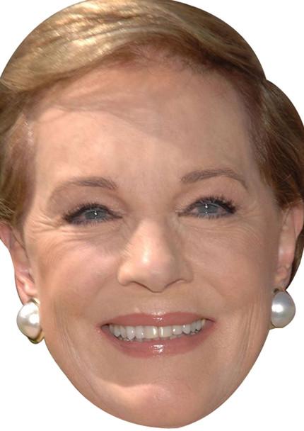 Julie Andrews Face Mask