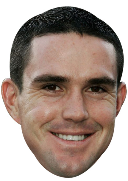 Kevin Pieterson Cartoon Face Mask