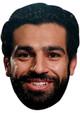 Liverpool Champions League Party Face Fancy Dress Pack 1 MO SALAH, ROBERTO FIRMINHO, SADIO MANE AND FREE JURGEN KLOPP, MANE