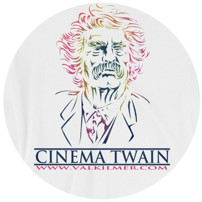 """Val Kilmer's """"Cinema Twain"""" T-Shirt"""