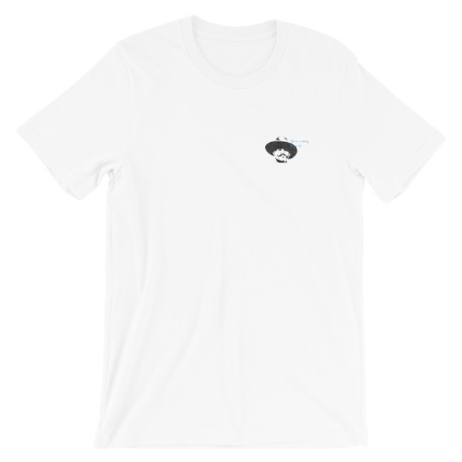 Doc 'Daisy' / Embroidered Short-Sleeve Unisex T-Shirt