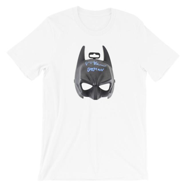We All Wear Masks / Short-Sleeve Unisex T-Shirt
