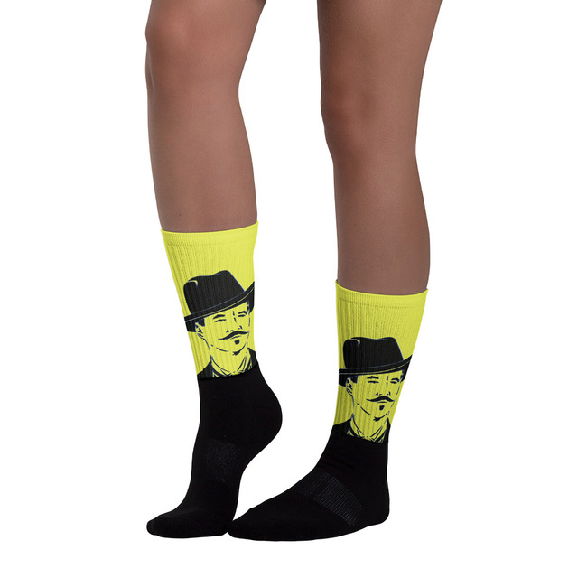 Doc Socks! (yellow)