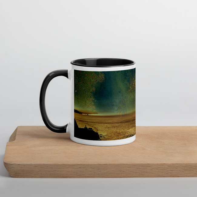 Val's Lighthouse mug