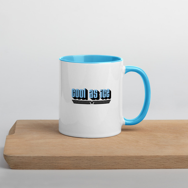 Cool As Ice mug