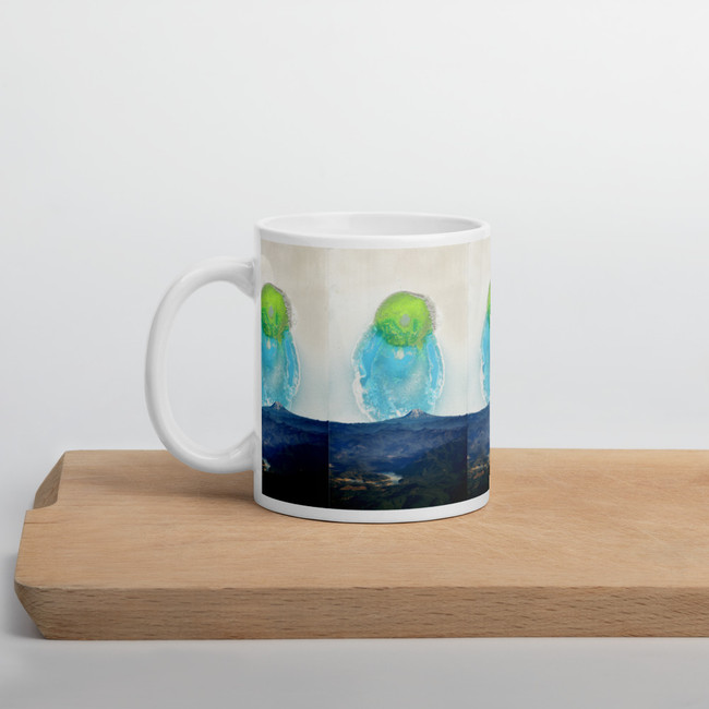 Mountain High Mug