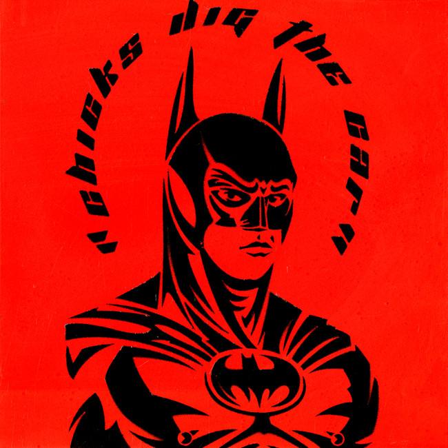 Batman 303