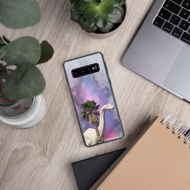 Shy Dino Samsung Case