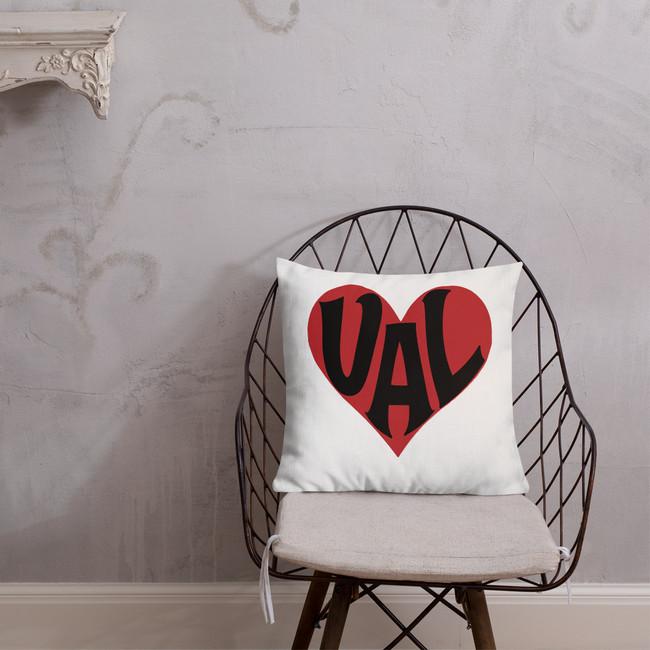 VALentine Pillow