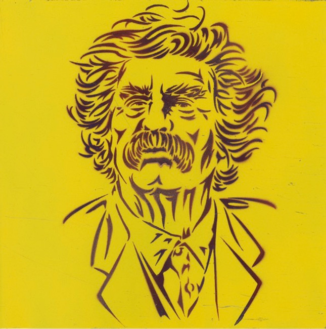 Mark Twain #200
