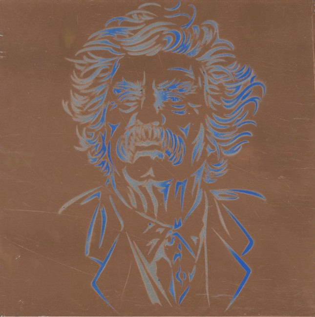 Mark Twain #202