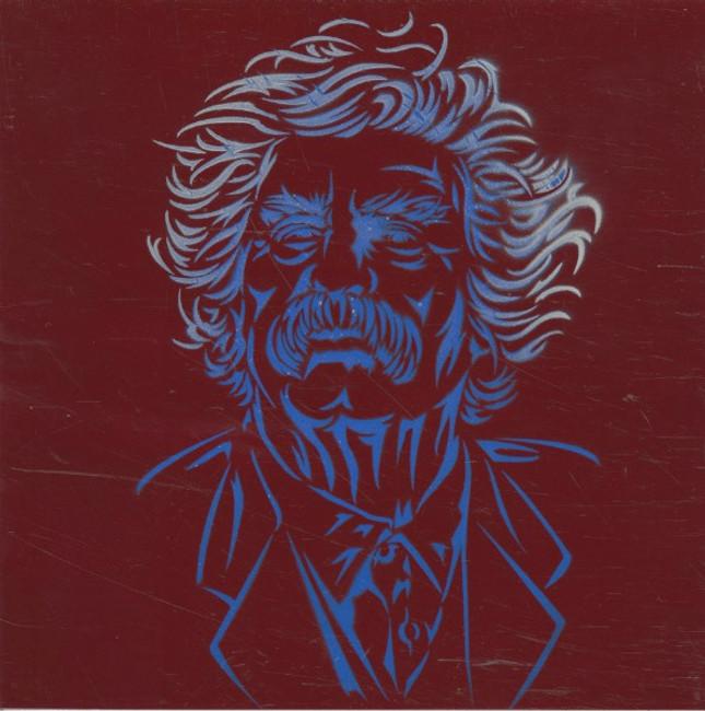 Mark Twain #205